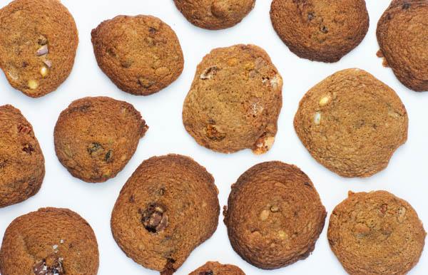 Pick n mix cookies
